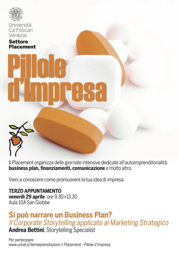 Pillole d'Impresa (1)