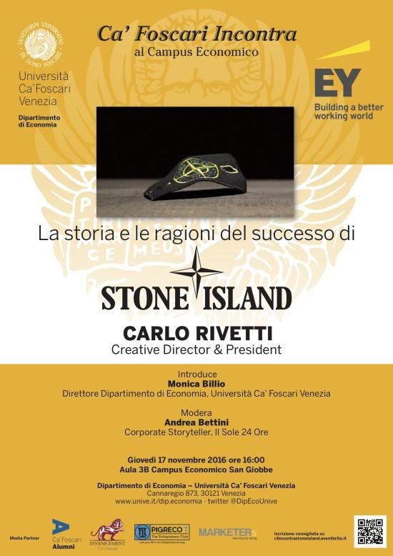 La storia e le ragioni del successo di Stone Island