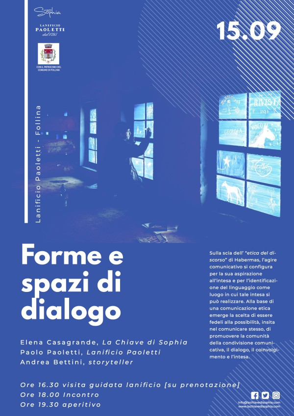 Forme e spazi di dialogo