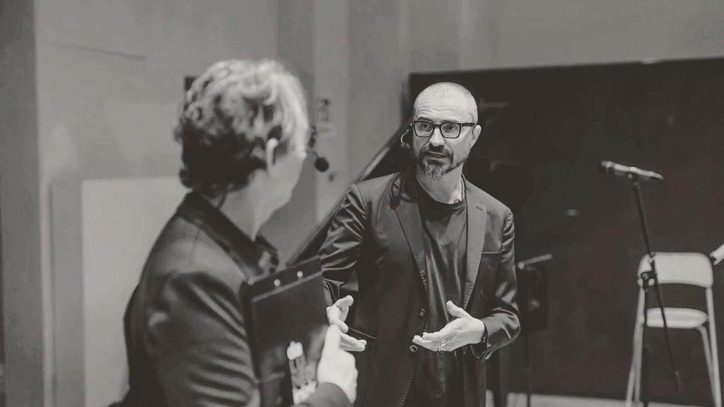 Sebastiano Zanolli a Da Lunedì Inizio