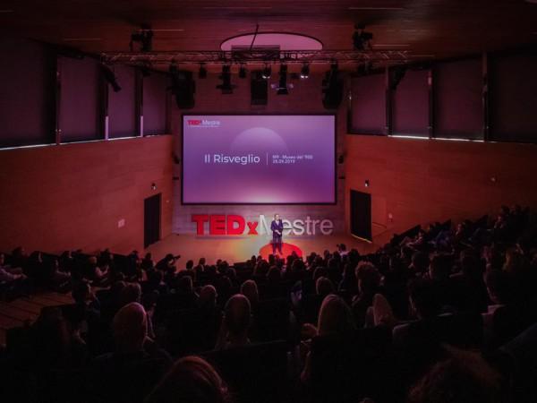 TEDxMestre: il risveglio
